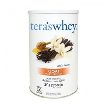 Tera's  Whey Goat Whey Bourbon Vanilla (1x12 OZ)