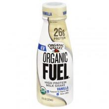 Organic Valley Fuel Protein Shake Vanilla (12X11 OZ)