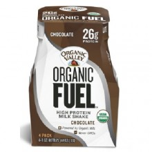 Organic Valley Fuel Chocolate High Protein Milk Shake (12X11 OZ)