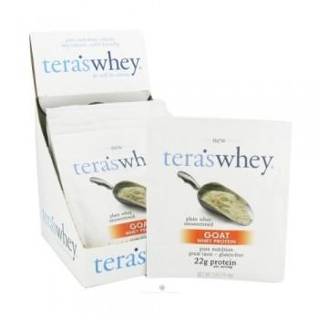 Tera's Whey Goat Whey Protein Plain (12x1 OZ)