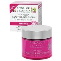 Andalou Naturals 1000 Roses Day Cream Sensitive (1x1.7 OZ)