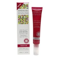 Andalou Naturals 1000 Roses Eye Revive Contour Gel (1x0.6 OZ)