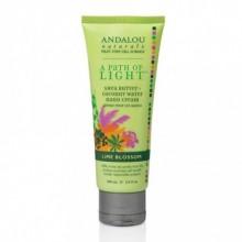 Andalou Naturals Lime Blossom Hand Cream (1x3.4 OZ)