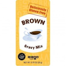 Riega Foods Gluten Free Brown Gravy Mix (8X0.7 OZ)