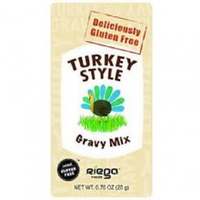 Riega Foods Gluten Free Turkey Gravy Mix (8X0.7 OZ)