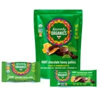 Heavenly Organics Mint Chocolate Honey Patties  (6x4.66 OZ)