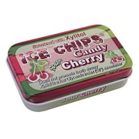 Ice Chips Sour Cherry   (6x1.76 OZ)