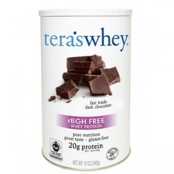 Tera's Whey rBGH Free Whey Protein Dark Chocolate Cocoa (1x12 OZ)