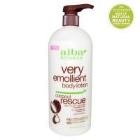 Alba Very Emollient Body Lotion Coconut Rescue (1x32 OZ)