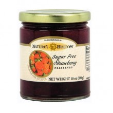 Nature's Hollow Strawberry Jam (6x10 OZ)