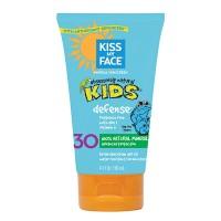 Kiss My Face Kids Mineral SPF 30 Natural Organic Sunscreen (1x3.4 OZ)