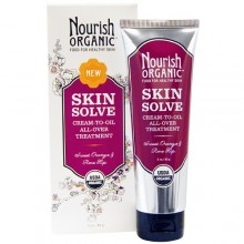 Nourish Organic Skin Solve, Sweet Orange and Palmarosa (1x3 OZ)