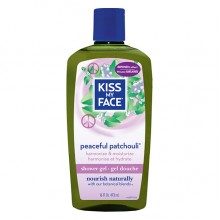 Kiss My Face Bath and Body Wash Peaceful Patchouli  (1x32 OZ)