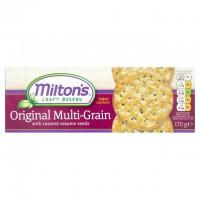 Milton's Craft Bakers Original Multi-Grain Crackers (12x6.5 OZ)