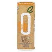 Scheckters Organic Energy Green Tea Ginger (12X8.4 OZ)
