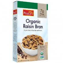 Peace Cereal Raisin Bran Cereal (6X11 OZ)