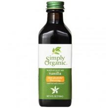 Simply Organic Vanilla Flavoring 4 Oz (6X4 OZ)