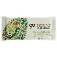 Gomacro Carob Almond Macrobars (12x2 OZ)