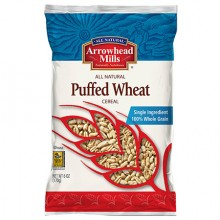 Arrowhead Mills Puffed Wheat Cereal (12x6 OZ)