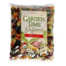 Garden Time Shells Pasta (1x10 LB  )
