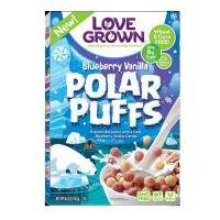 Love Grown Blueberry Vanilla Polar Puffs (6x6.5 OZ)
