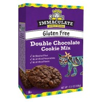 Immaculate Baking Co. Double Chocolate Cookie Mix (6x17.5 OZ)