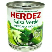 Herdez Green Salsa Verde (12x7 OZ)