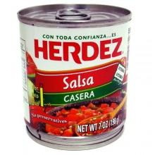 Herdez Mexican Salsa Casera  (12x7 OZ)