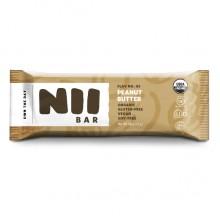 Nii Organic Peanut Butter Bar (12x1.8 OZ)