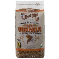 Bob's Red Mill Organic Whole Grain Red Quinoa (4x16 OZ)