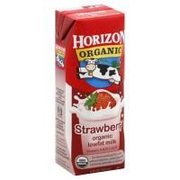 Horizon Lowfat Strawberry Milk (1x12 PACK)