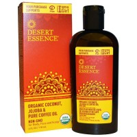 Desert Essence Organic Coconut, Jojoba & Pure Coffee Oil (1x4 OZ)