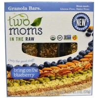 Two Moms in the Raw Granola Bars Bring on the Blueberry (6x6 OZ)