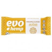 Evo Hemp Pineapple Almond Plus Protein Bar (12x1.7 OZ)