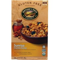 Nature's Path Sunrise Crunchy Honey Cereal (12x10.6 OZ)