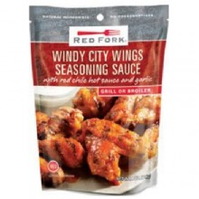 Red Fork Seasoning Sauce Windy City Wings (6X8 OZ)