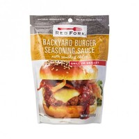 Red Fork Backyard Burger (6X8 OZ)