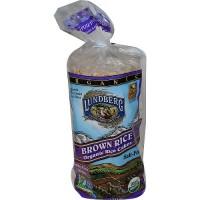 Lundberg Organic Brown Rice Cake (12x5.9 OZ)