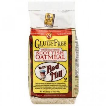Bob's Red Mill Gluten Free Scottish Oatmeal (4x20 OZ)