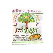 Tree Hugger All Natural Bubble Gum Citrus Berry (12x1.6 OZ)