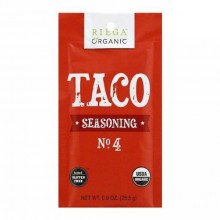 Riega Foods Taco Seasoning Mix (8X0.9 OZ)