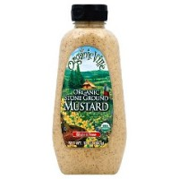 Organicville Stoneground Mustard (12X12 OZ)