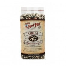 Bob's Red Mill Orca Beans (4x22 OZ)