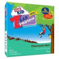 Clif Kid ZBar Protein Chocolate Mint  (6x5 PACK)