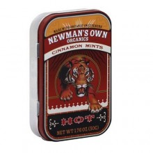 Newman's Own Organics Cinnamon Mints (8x5 OZ)