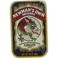 Newman's Own Organics Ginger Mints (8x5 OZ)