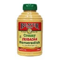 Beaver Creamy Sriracha Horseradish (6x12 OZ)