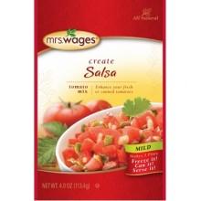 Mrs. Wages Mild Salsa Mix (12x4 OZ)