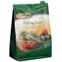 Mrs. Wages Pickling Lime (6x16 OZ)