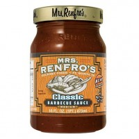 Mrs. Renfro's Classic Barbecue Sauce (6x16 OZ)